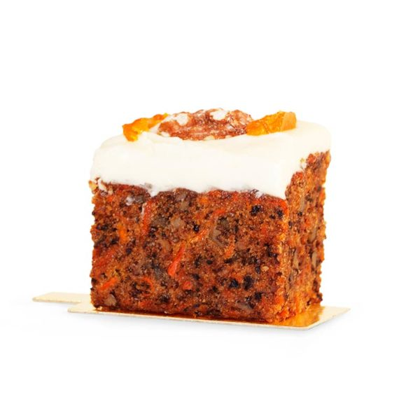 A timeless classic carrot cake
